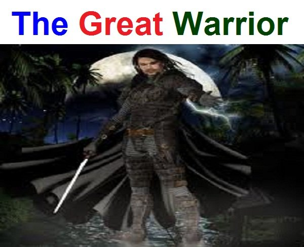 Photo of The Great Warrior