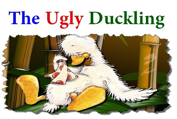 Photo of The Ugly Duckling