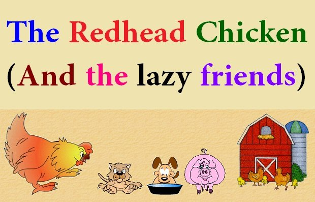 Photo of The Redhead Chicken (And The Lazy Friends)