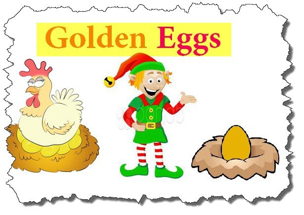 Photo of The chicken that lays the golden eggs