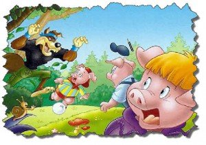 Fairy Tale The Three Little Pigs