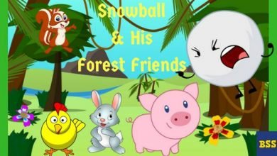 Photo of Snowball And His Forest Friends