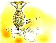 The broken jar