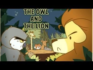 The Owl And The Lion