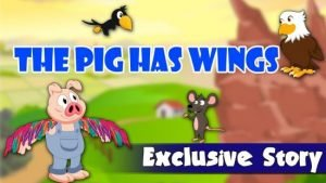 The Pig Has Wings