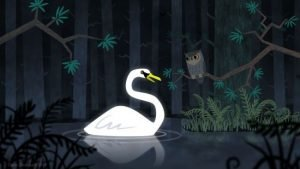 The Swan And The Owl